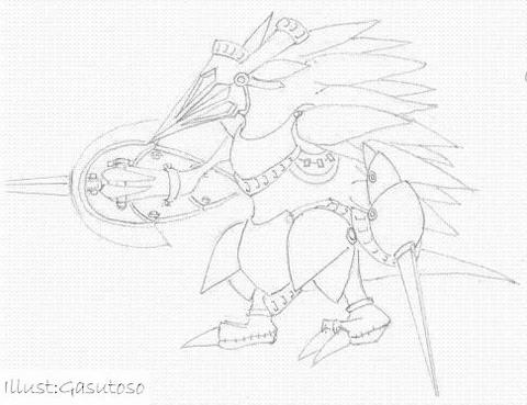 サンドパン兵士(Illust:Gasutoso)