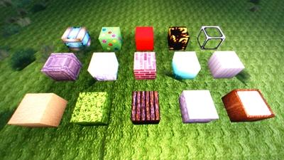 様々なブロック