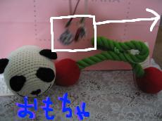 おもちゃ×2