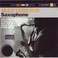 V.A. - Jazz Legends Saxophone
