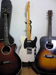 我が家のギターっす☆