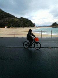 P1000041自転車歩我