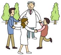 ILM09_BA05003医者と患者