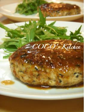 5114_ 豆腐ハンバーグ