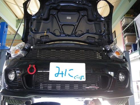 BMWミニJCW (2)