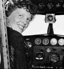 Ameria Earhart