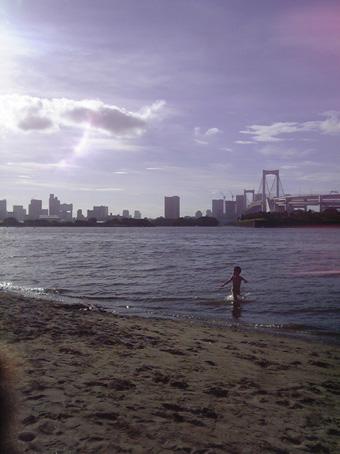 2007年ユウト最後の海
