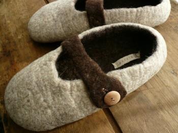 room shoes+belt