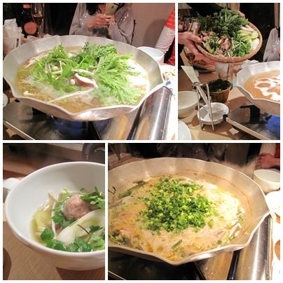クラブY 鶏鍋