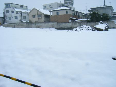 20080203雪のはらっぱ