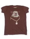 HVANA(ハバナ)カシミア100% Tシャツ