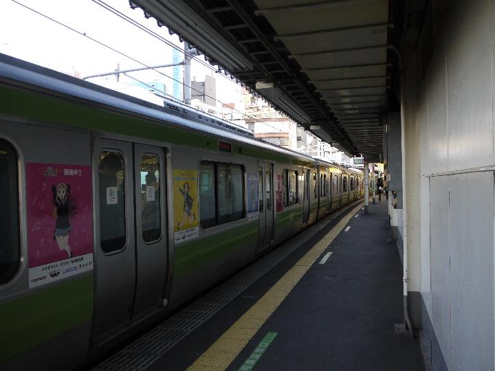 代々木駅3