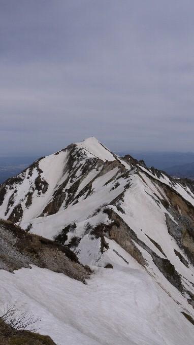 頂上から南東方向2