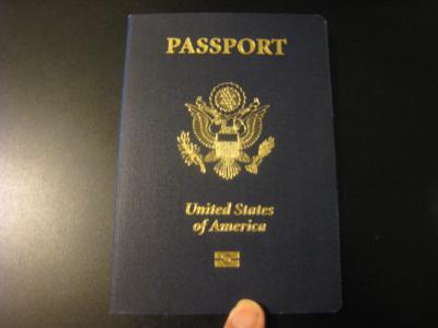 アメリカパスポート③