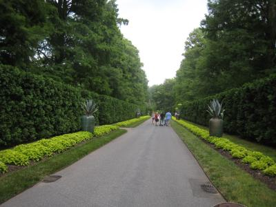 Longwood gardens②