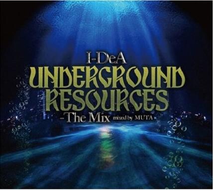 i-DeA UNDERGROUND RESOURCES2011EASTERkashiwa