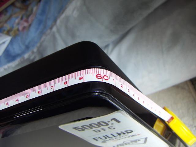 本体幅、約60センチ