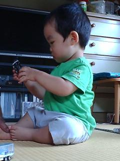 イブ:タイヤが気になりますー!
