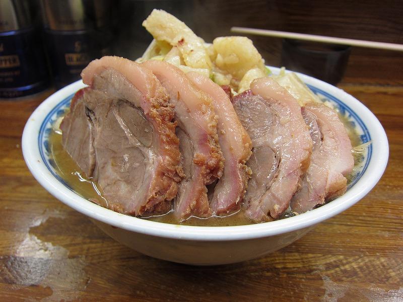 小 豚 しょうが  ¥850 + ¥50