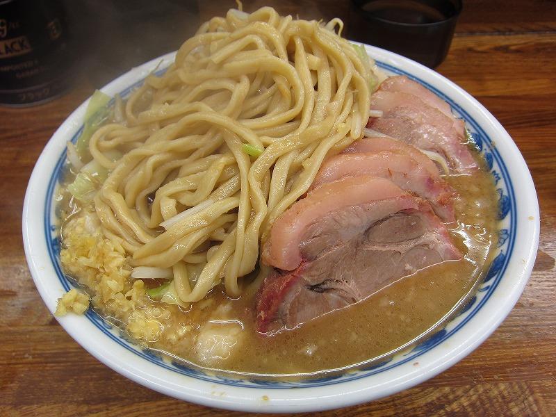 麺とスープ 豚の出来は最高♪