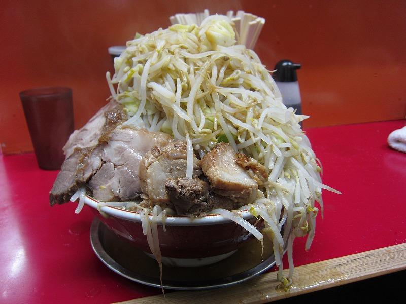 大 小豚 ヤサイダブル  ¥800 + ¥150