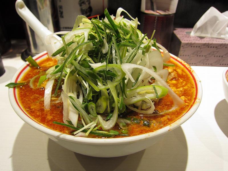 北極の春 麺大盛り 野菜大盛り