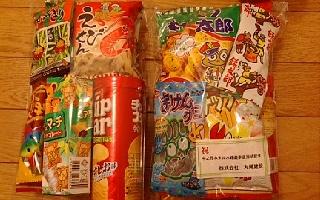 ほたる祭り菓子