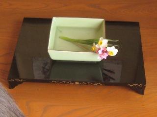 ゆる茶 花  2011/4/3