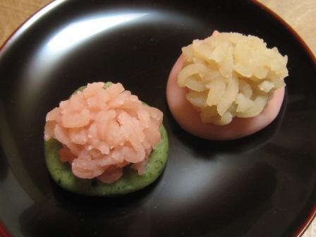 桜餅 老松