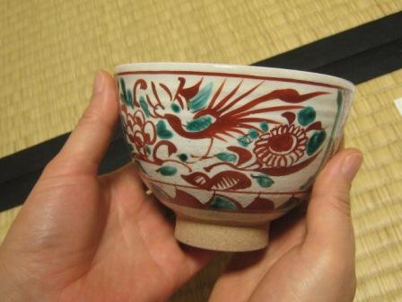薄茶 替え茶碗 2