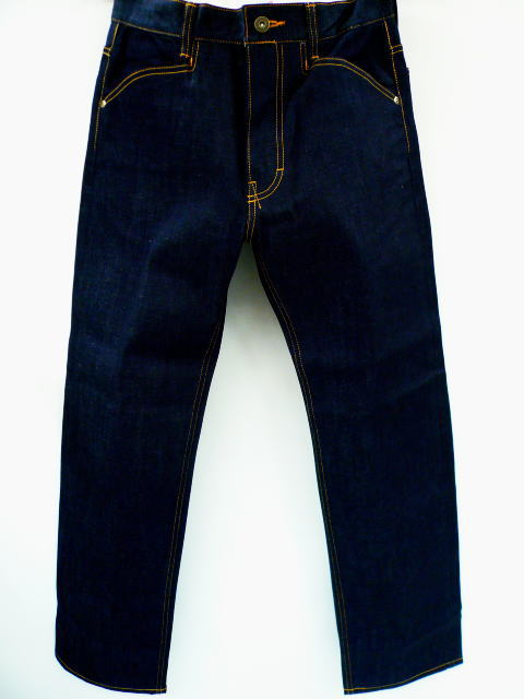 INTERFACE L POCKET DENIM WORK PT