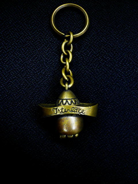 INTERFACE BELL KEYHOLDER