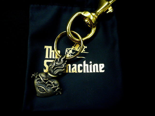 SOFTMACHINE MIND'S EYE KEY CHAIN