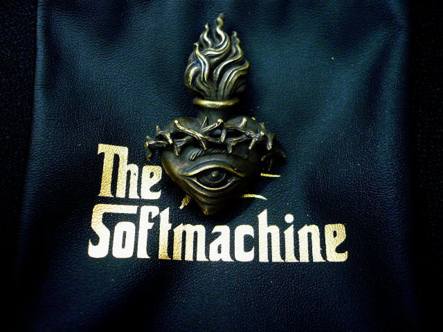 SOFTMACHINE MIND'S EYE BADGE