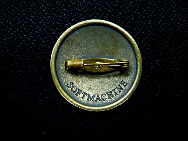 SOFTMACHINE ICON BADGE