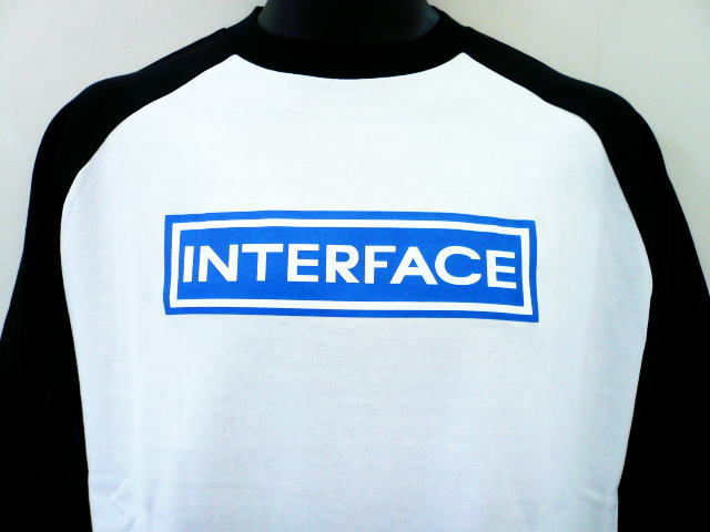 INTERFACE BOX LOGO L/S RAGLAN TEE