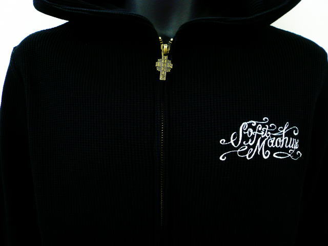 SOFTMACHINE CHILLIN HOODED