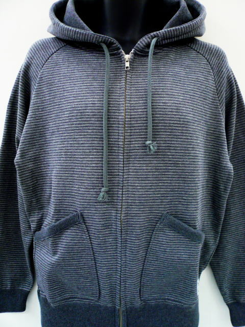 INTERFACE KNIT FULL ZIP PARKA