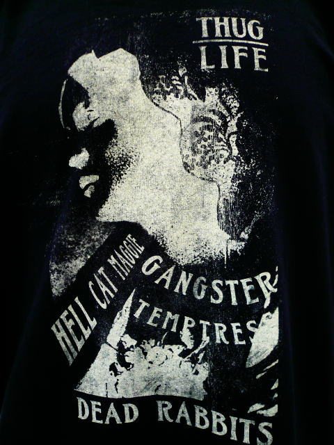 GANGSTERVILLE THE MAGGIER