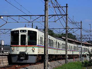 増発列車の高麗ゆき