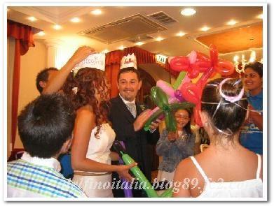 南イタリア結婚式