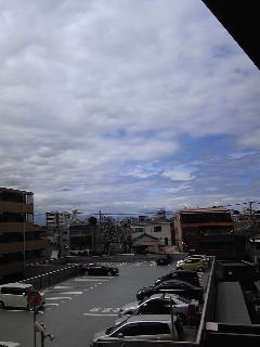 風と雲と空と