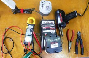 25電ドル電池再生充電