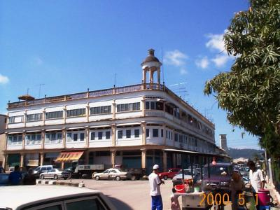 BP旧日本人クラブ建物
