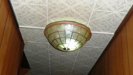 4ソーラー廊下照明