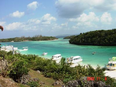 石垣島珊瑚スポット1