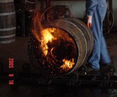 17山梨サントリーウイスキー樽