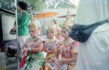 タイ踊り子