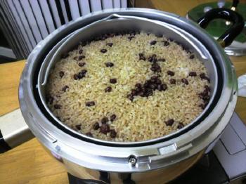変換 ~ 酵素玄米ご飯