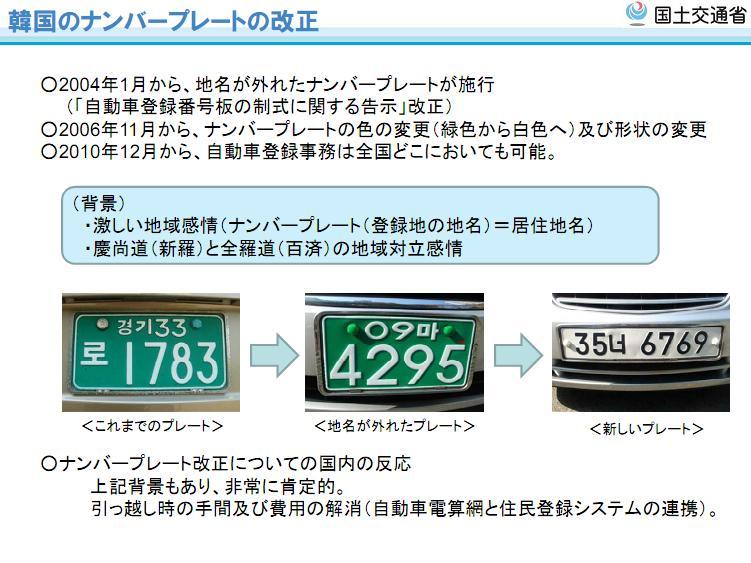 ナンバー プレート の 変更 車 車のナンバープレートを変更する方法!変更時の費用や、必要な書類とは?|中古車なら【グーネット】